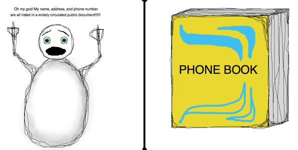 Snowman & Phonebook